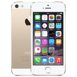 iPhone SE reconditionné 32 Go, Or, débloqué