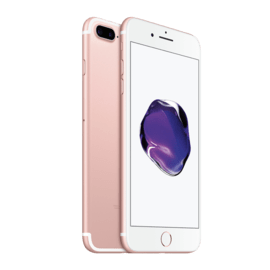 iPhone 7 Plus reconditionné 32 Go, Or rose, débloqué