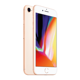 iPhone 8 reconditionné 256 Go, Or, débloqué