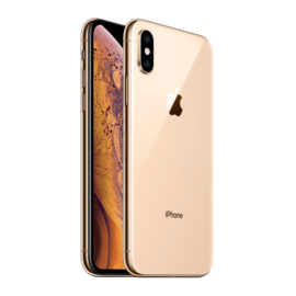 iPhone XS reconditionné 64 Go, Or, débloqué