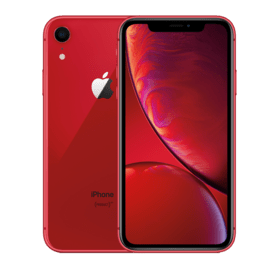 iPhone XR reconditionné 128 Go, Rouge, débloqué