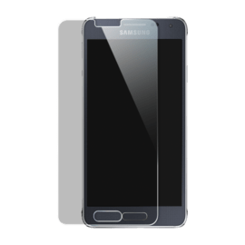 Protection d'écran premium en verre trempé pour Samsung Galaxy Alpha, Transparent