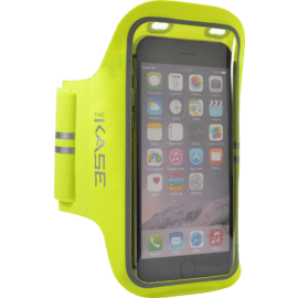 Ultra Slim Brassard de Sport pour Apple iPhone 6/6s, Neon jaune