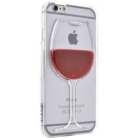 Vin rouge coque pour Apple iPhone 6