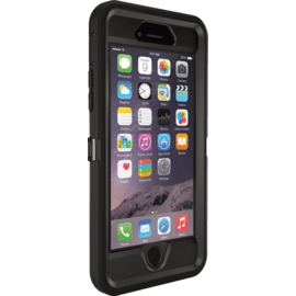 Otterbox Defender series Coque pour Apple iPhone 6/6s, Noir (US only)