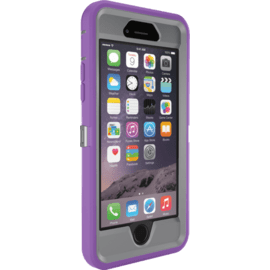 Otterbox Defender series Coque pour Apple iPhone 6, Gris/Violet  (US only)