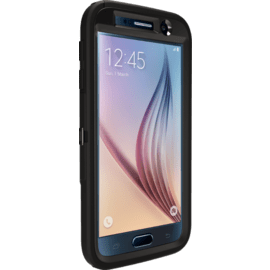 Otterbox Defender series Coque pour Samsung Galaxy 6, Noir (US only)