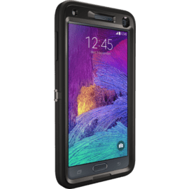 Otterbox Defender series Coque pour Samsung Galaxy Note 4, Noir (US only)