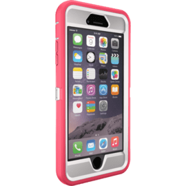 Otterbox Defender series Coque pour Apple iPhone 6 Plus/6s Plus, Blanc/Rose (US only)