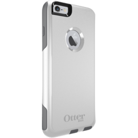 Otterbox Commuter series Coque pour Apple iPhone 6 Plus/6s Plus, Blanc/Gris  (US only)