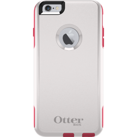 Otterbox Commuter series Coque pour Apple iPhone 6 Plus/6s Plus, Blanc/Rose (US only)
