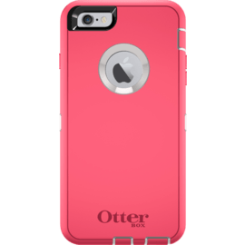 Otterbox Defender series Coque pour Apple iPhone 6/6s, Blanc/Rose (US only)