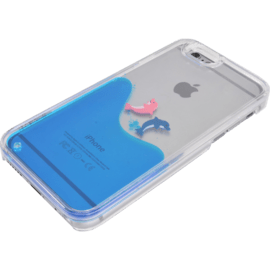 Coque dauphin pour Apple iPhone 6/6s