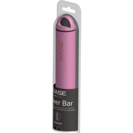 PowerBar, 2200 mAh, Rose Fushia