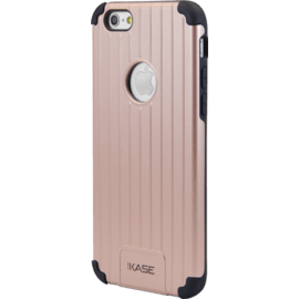 Coque valise pour Apple iPhone 6/6s, Or Rose