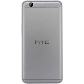 Coque silicone pour HTC One X9, Transparent