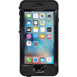 Lifeproof Nüüd Waterproof Coque pour Apple iPhone 6s Plus, Noir