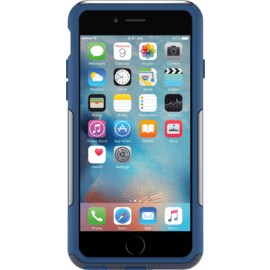 Otterbox Commuter series Coque pour Apple iPhone 6 Plus/6s Plus, Bleu  (US only)