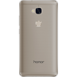 Coque silicone pour Huawei Honor 5X, Transparent