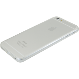 Coque Slim Invisible pour Apple iPhone 6/6s Plus 0,8 mm, Transparent