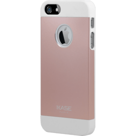 Coque aluminium ultra slim pour Apple iPhone 5/5s/SE, Or rose