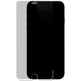 Protection d'écran premium en verre trempé pour Apple iPhone 7 Plus/8 Plus, Transparent