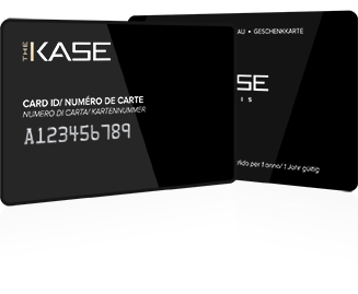 Case Carte Cadeau The Kase by null