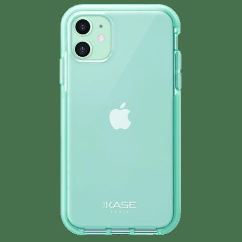 Coque Sport mesh pour Apple iPhone 11, Vert Brumeux