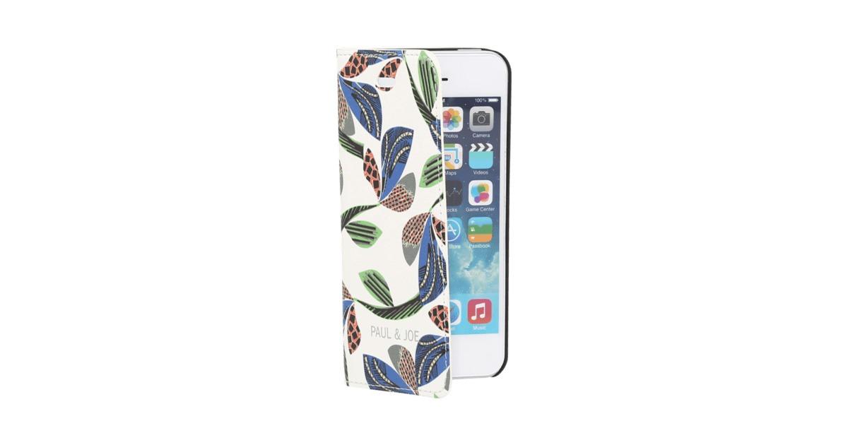 Paul & Joe Leaf Coque Clapet pour Apple iPhone 6/6s