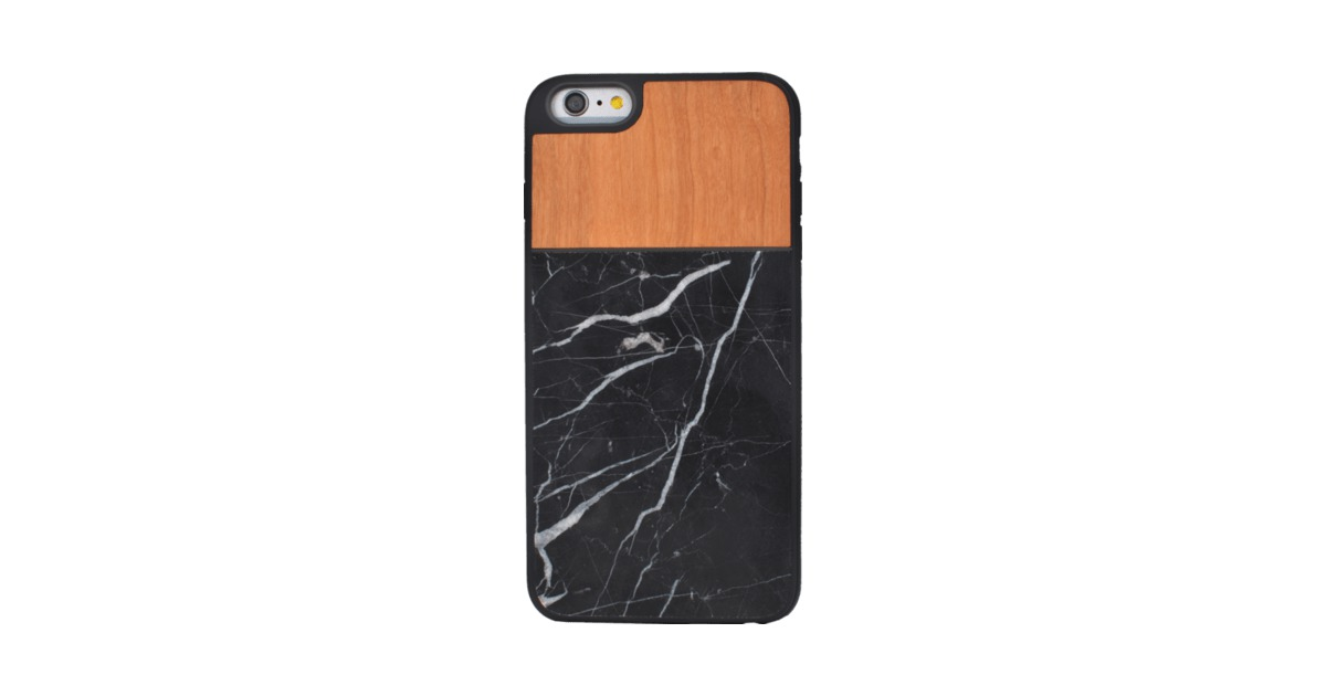 coque iphone xr bois marbre